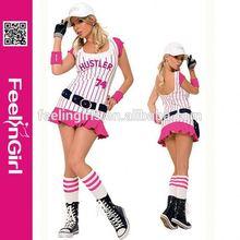 Hot Selling New Fashion Design WholesaleFootball Woman Costume