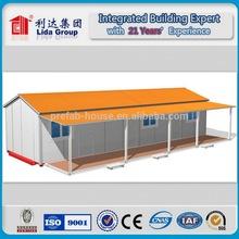 Steel Apartment Building Prefab