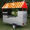 hot dog food cart CE approved hot dog food cart