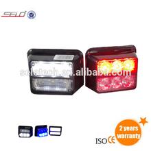 visor led warning strobe light - LED -RED/AMBER/BLUE/CLEAR