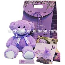 Purple Teddy Bear/Lavender Bears/First Teddy Bears
