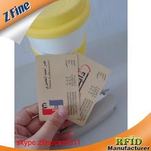 Decent quality decorative smart pvc card