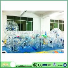 TPU Bubble soccer/inflatable bubble football 2014