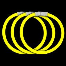"8"" bracelets Glow Stick 100pcs Individual Pack chemical glow bracelet"