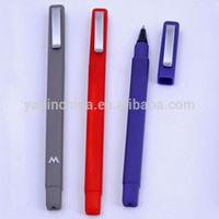 Promo Hotsale Fancy Design Square Plastic Ballpoint Pen