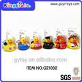China seguro material de la alta calidad de goma del pato flotante