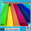 China Supplier 2014 Hot Sale Colorful 100% PP Spun-bond Non-woven Fabric