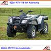 800cc 4x4 CF motor Snow Plow ATV Automatic Manual Utility ATV for sale