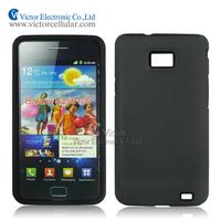 Direct buy China Korea fashion design mobile phone accessories for Samsung Galaxy S2 i9100 PC silicon combo case