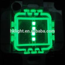 5W 12V Green Clolor 520nm High Power Led Module