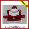 2014 china supplier designer lovable dogs dog clothes christmas santa design pet cloth