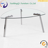 European style modern designed glass coffee table and new idea product
