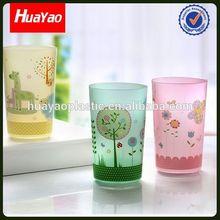 2014 toptan plastik çay bardak ve tabaklar toplu