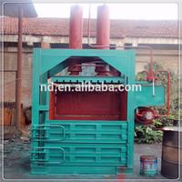 vertical Baler machine for cotton, textile production plants, factories, manufacturers, enterprises