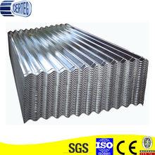 Certeg Brand curved metal roofing sheet/gi plain roofing sheet/ gi corrugated roof sheet