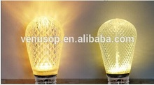 100V,120V,220V,240V E26 S14 LED holiday lighting bulb