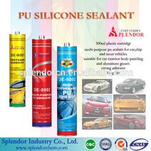 PU, POLYURETHANE SILICONE SEALANT, pu sealant with good raw material, expandable pu foam sealant