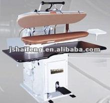 Automatic shirt ironing machine
