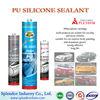 PU, POLYURETHANE SILICONE SEALANT, pu sealant with good raw material, aerosol canned pu foam sealant