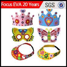 custom carnival party foam hat /eva foam hat /foam party hat