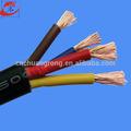 300/300v cobre do condutor pvc isolado fio blindado