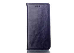 """2014 new Luxury Flip Genuine Leather Case for iphone 6 i6 Retro Stand Cover real leather for iphone6 , 4.7"""" inch"""