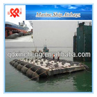 Made in China use for ship launching boat rubber type marine inflatable airbag