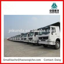 tipper trucks dumper 6x4 type loading 20-50ton