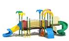 kids plastic slides combination