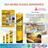 china No More Nails glue, china no need nails adhesive, china tile and metal no nails glue