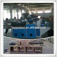2012 new design ! pvc extrusion machine/twin screw plastic extruder