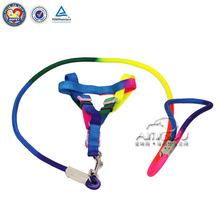 led dog leash & &dog electronic shock training collar & chain dog harness