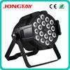18x10W 4 in 1 promotional led par light professional manufacturer stage machine