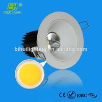 2014 zhong shan factory export Super brightness 700lm buy led downlight china 85-265V