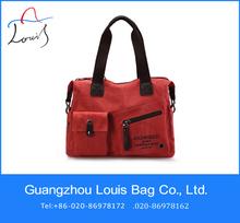 cotton canvas tote bag,zipper tote bag of 12 oz canvas,handbags ladies