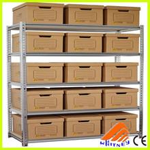 Heavy Duty Metal Steel Rack,Garage Home Storage,Cheap DIY Office File Rack