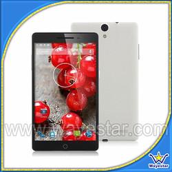 7Inch mobile phone 3g wcdma gsm dual sim smart phone U7