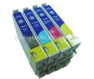 Refillable cartridge for Epson Stylus C64/C66/C84/C84N/C84WN/C86 Epson Stylus CX3600/CX3650/CX4600/CX6400/CX6600