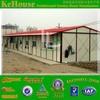 low cost practical prefab steel frame kit home
