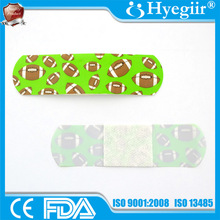 Sports category PE waterproof band aid for kids