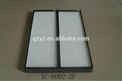 Cabin filter Rexton (AUTO T/M)/Rexton 68120-08030A 68120-08030 681200803A 68120-08040 681200830