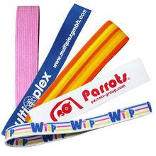 cheap custom polyester webbing strap band jacquard elastic