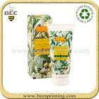 High quality cosmetic box natural essential oli essential oil box
