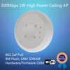 1W High Power indoor access point support OPENWRT, MTK 7620A Chipset, 16M flash, 128M DDR2; Airgain 5dBi antenna