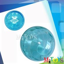 2014 Hot Sale Hi Bounce Rubber Balls Transparent Rubber Plastic Hollow Ball