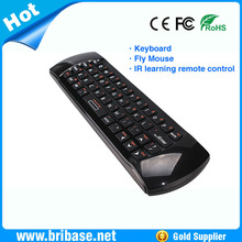2.4G wireless Air mouse keyboard for Google or android TV