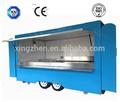 Cozinha reboque móvel CE aprovado cozinha reboque móvel