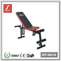 Heavy Duty Commercial Quality Wooden Bench With Gym Bench Clothing