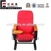 Auditorium Chair and Table, Auditorium Standard Seat, Auditorium Fabric Seat