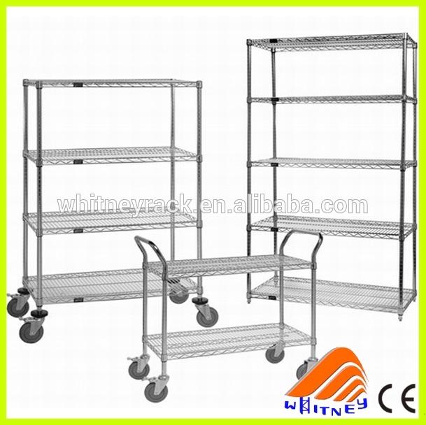 Image Result For Metal Rolling Cart For Kitchen